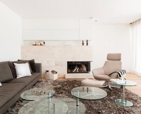Интерьер гостиной приобретет сказочную легкость, воздушность