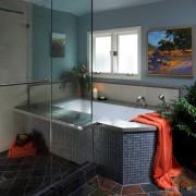 Оформление ванны мозаикой