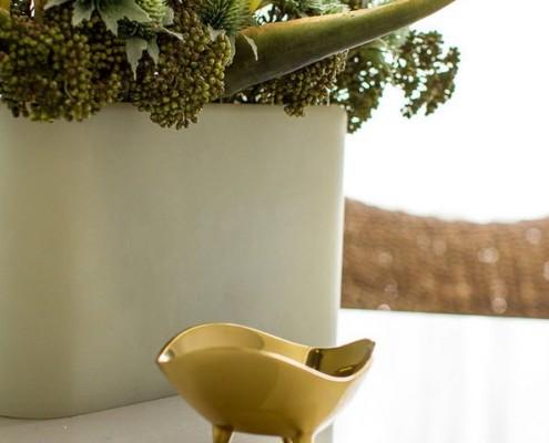 Главным украшением стиля являются, конечно, растения