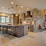 Кухонная мебель в стиле кантри