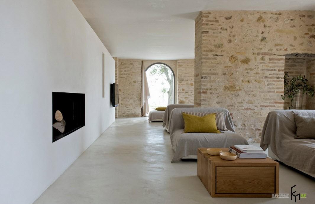 Загородный дом во Франции в стиле конструктивизма: современный дизайн на фото