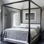 Серые шторы для стильного дизайна