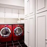 Красные стиральные машины