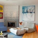 Плитка мозаика: дизайн по кусочкам