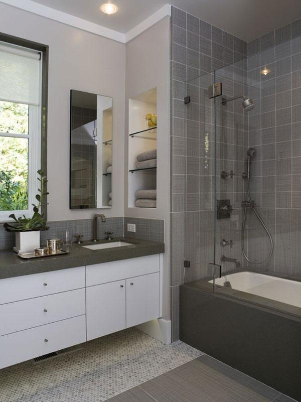 Плитка в ванной дизайн фото