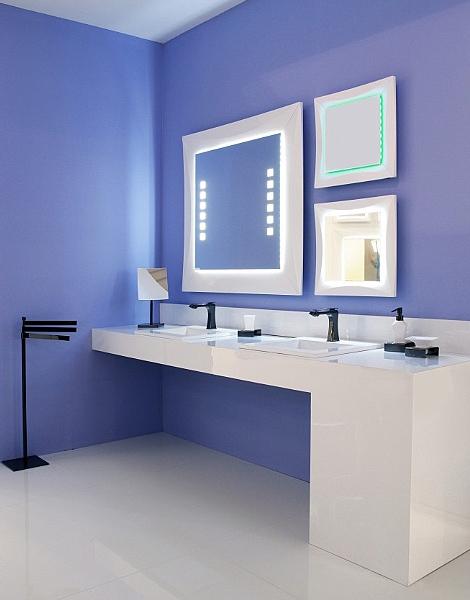 Ванная комната покраска стен