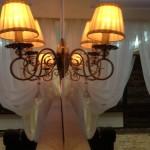 Визуальное увеличение пространства при помощи зеркал