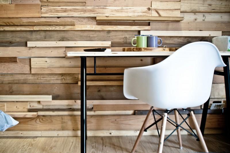 Деревянные панели для интерьеров