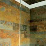 Декоративная плитка в ванной