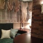 Мягкий уголок в маленькой квартире