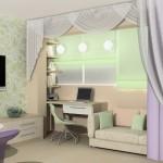 Квартира студия интерьер