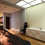 Квартира в мужском стиле