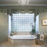Ванная стеклоблоки