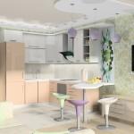 Обустройство квартиры-студии
