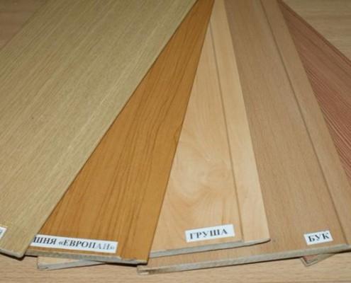 Деревянные панели из МДФ