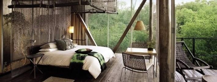 Тропический стиль в квартире