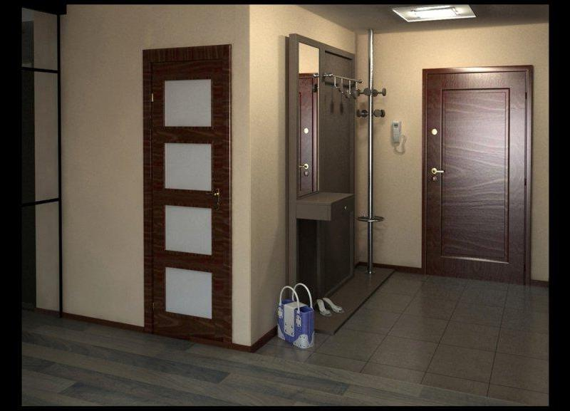 Освещение в коридоре фото и описание