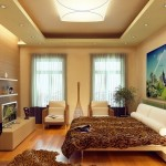 Тропический стиль спальня