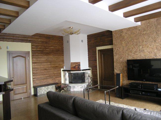 Интерьер стен в квартире фото