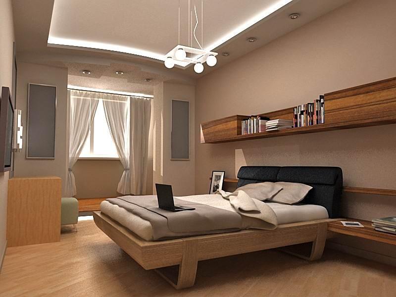 правильная организация света в комнате