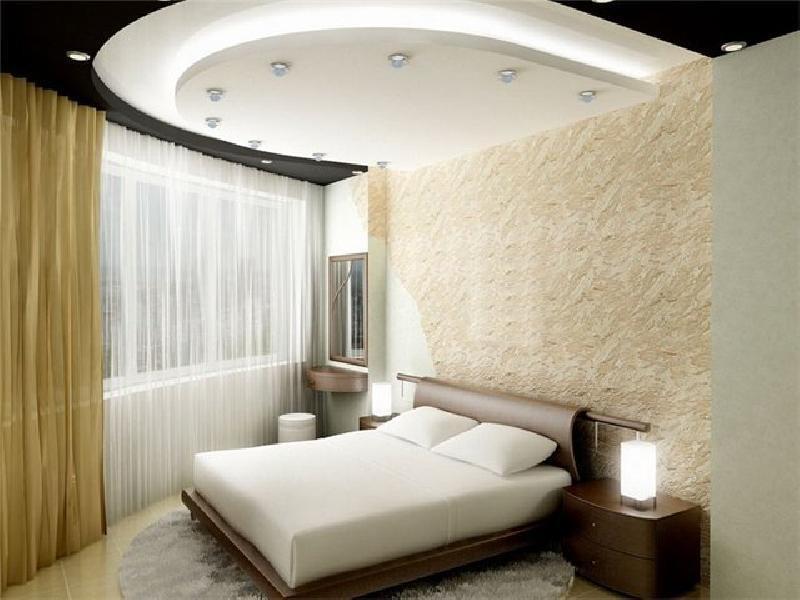 Организация света в спальной
