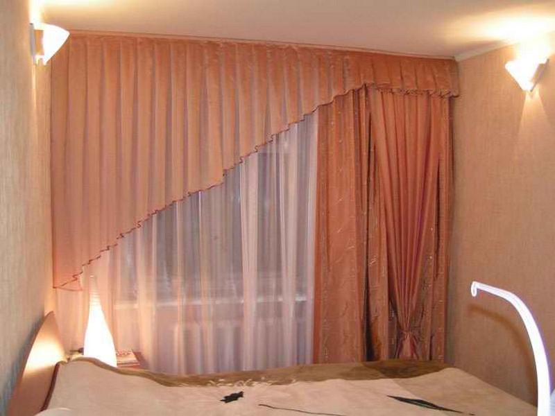 Освещение в спальной комнате фото