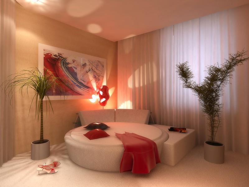Освещение в комнате фото