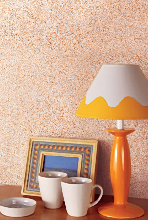 Декоративное покрытие флок
