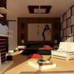 Японский интерьер квартир фото