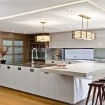 Современный интреьер кухни в японском стиле фото