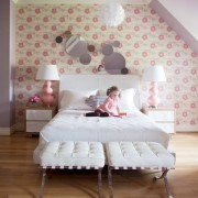 Дизайн комнаты для ребенка с детской