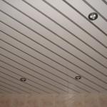 Реечный потолок фото и описание