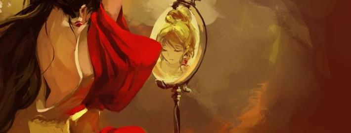 Зеркало в детской