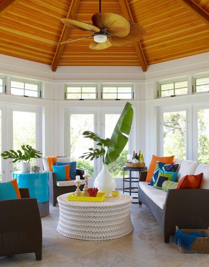 Тропический стиль