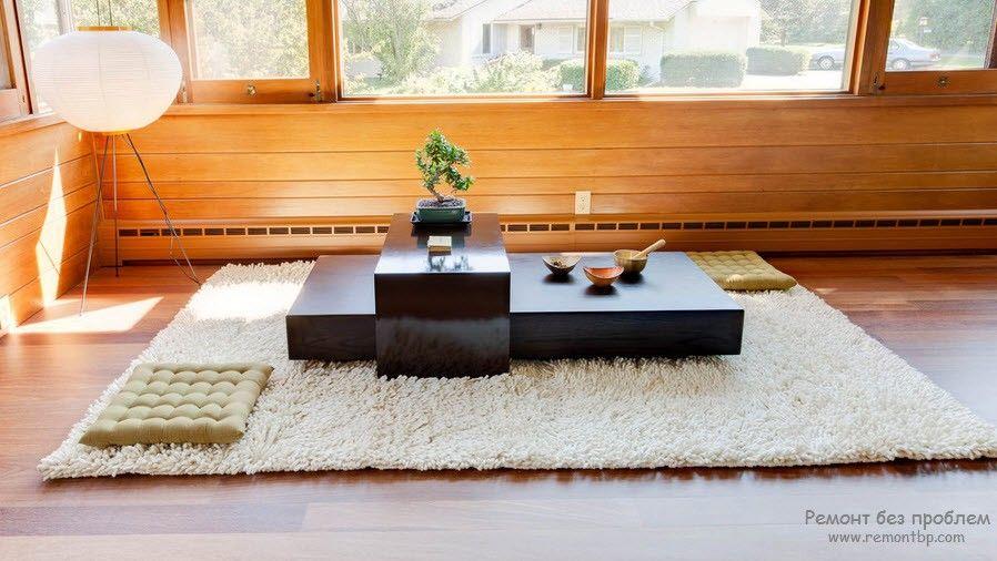 Японский стиль в интерьере дома