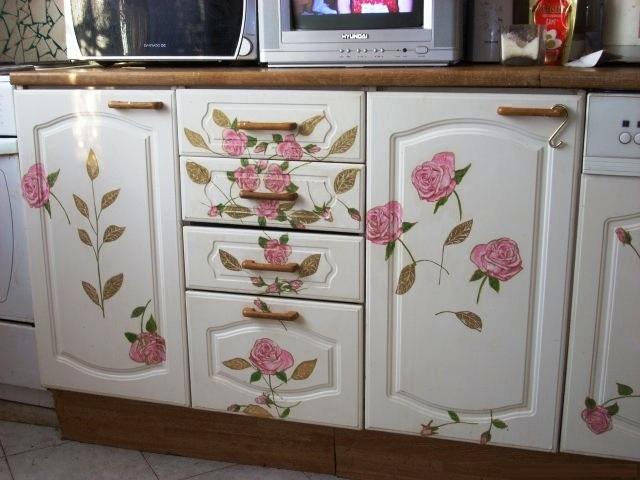 Обновление старой мебели своими руками фото