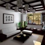 Японский стиль в квартире