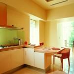 Интреьер кухни в японском стиле фото