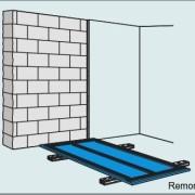 Варианты отделки стен гипсокартоном бескаркасным и каркасным способом