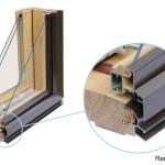 Комбинированные окна: комбинации, достоинства и недостатки