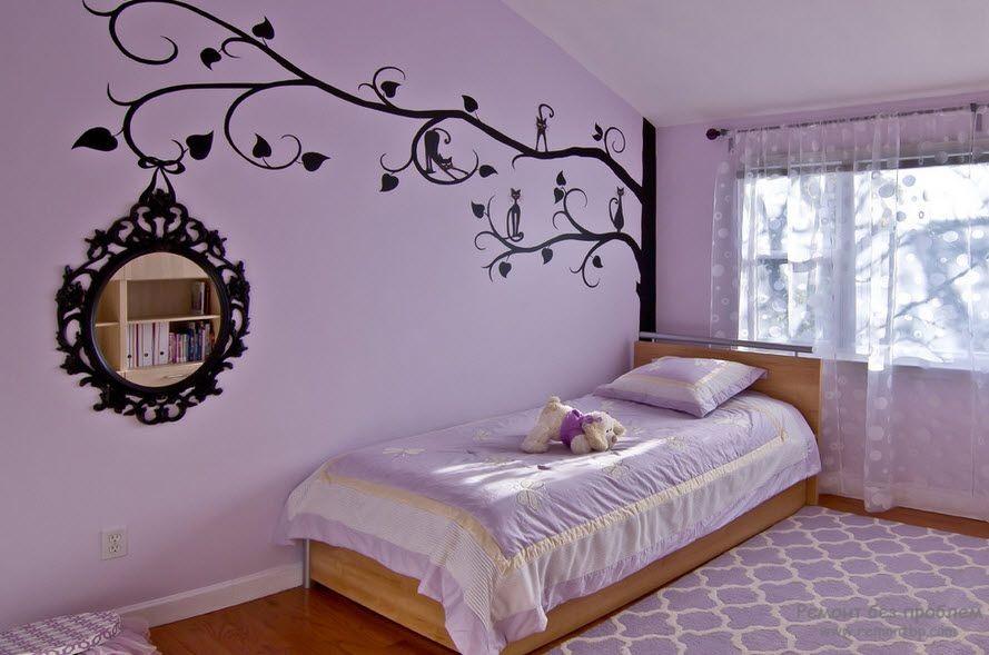 Декоретто фото спальной комнат