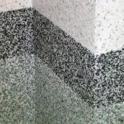 Каменная крошка в интерьере