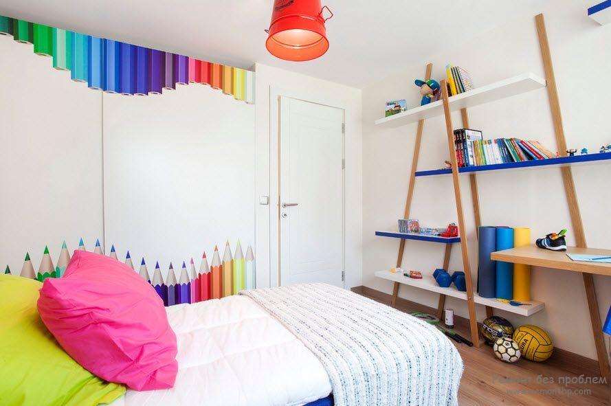 Декоретто детская комната