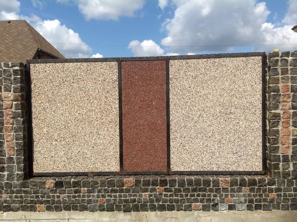 Экологически чистые отделки фасадов домов