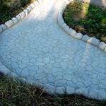 Оригинальная тротуарная плитка