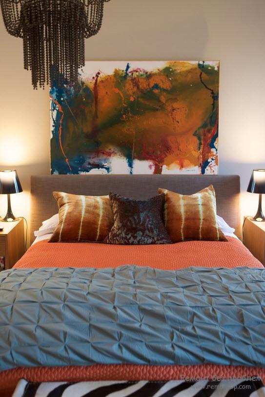 Картина дизайн комнаты фото