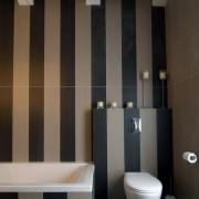 Фото унитаза в интерьере ванной