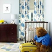 Детская комната мальчика оформление на фото