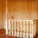 Обшивка деревянной вагонкой стен
