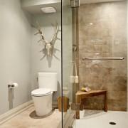 Интерьер ванной с унитазом фото